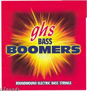 GHS Bass Boomers 8-String Electric Bass Strings