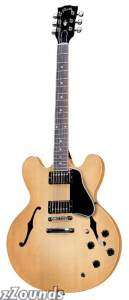 Gibson ES335 Memphis Series Dot Reissue Semi-Hollowbody Electric Guitar (with Case)
