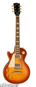Gibson Left-Handed Les Paul Traditional Plus Electric Guitar (with Case)