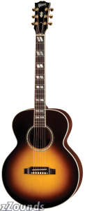 Gibson CJ165 Rosewood Compact Jumbo Acoustic-Electric Guitar (with Case)