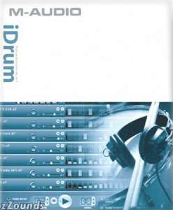 iZotope iDrum Drum Machine Software (Macintosh)