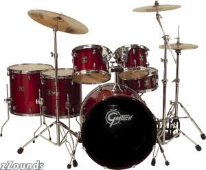 Gretsch MCE825PT Catalina Maple 6-Piece Drum Shell Kit