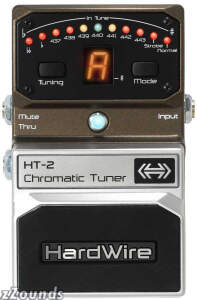 HardWire HT-2 Chromatic Tuner Pedal