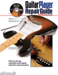 Hal Leonard Guitar Player Repair Guide