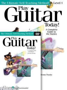 Play Guitar Today Beginner's Pack