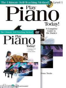 Play Piano Today Beginner's Pack