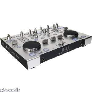 Hercules DJ Console Rmx Pro DJ Controller/Audio Interface