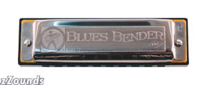 Hohner 34 Blues Bender Harmonica