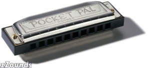 Hohner 81 Pocket Pal Harmonica