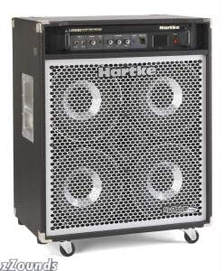 Hartke HM5410 HyDrive Bass Combo Amplifier (500 Watts, 4x10 in.)