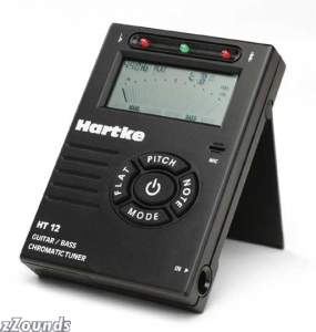 Hartke HT12 Chromatic Tuner