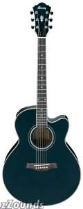 Ibanez AEL10LE Left-Handed AEL Cutaway Acoustic-Electric Guitar