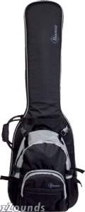 Ibanez Backpack-Style Gig Bag for Electric Bass Guitar