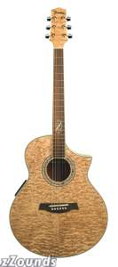 Ibanez EW20ASE Exotic Wood Acoustic-Electric Guitar