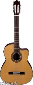 Ibanez GA6CE Classical Cutaway Acoustic-Electric Guitar