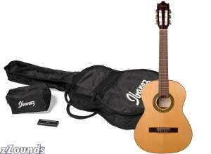 Ibanez IJC50 3/4-Size Classical Acoustic Guitar Package