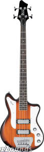Ibanez JTK200 Jet King Electric Bass Guitar