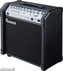 Ibanez MIMX30 Guitar Combo Amplifier (30 Watts, 1x10 in.)