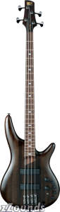Ibanez SR4000E Prestige Electric Bass (with Case)