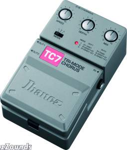 Ibanez TC7 Tone Lok Tri Mode Chorus Pedal