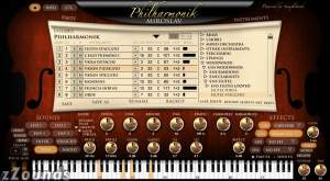 IK Multimedia Miroslav Philharmonik Software Synth