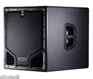 JBL EON518S Powered Subwoofer (500 Watts, 1x18 in.)