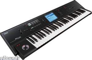 Korg M50-61 61-Key Synth Workstation
