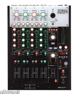 Korg Zero4 4-Channel DJ Mixer FireWire Controller