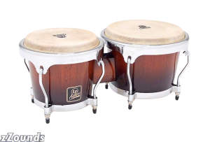 Latin Percussion LPA601 Aspire Wood Bongos
