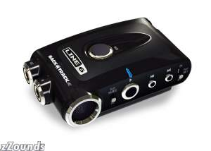 Line6 BackTrack + Mic Instant Replay Recorder