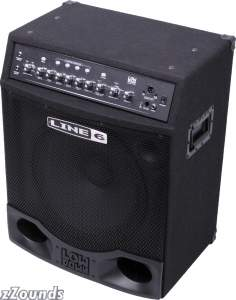 Line6 LD300 LowDown Pro Bass Combo Amplifier (300 Watts, 1x15 in.)