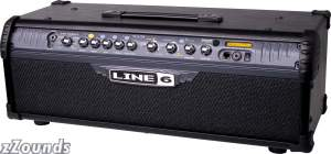 Line6 Spider III HD150 Guitar Amplifier Head (2x75 Watts)