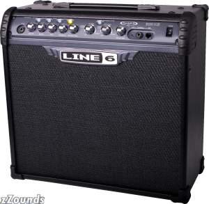 Line6 Spider III 30 Guitar Combo Amplifier (30 Watts, 1x12 in.)