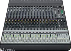 Mackie Onyx 1640 16-Channel Mixer