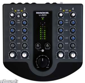 Mackie U420 4-Channel Firewire Mixer