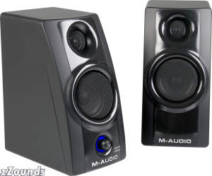 M-Audio Studiophile AV20 Portable Desktop Speakers