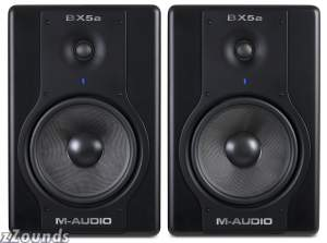 M-Audio BX5A Deluxe Active Studio Monitors