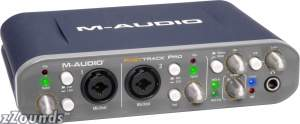 M-Audio Fast Track Pro USB Audio Interface