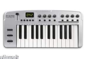 M-Audio KeyRig 25 25-Key USB MIDI Controller