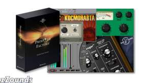 M-Audio Producer Factory Plug-In Bundle