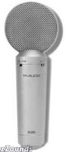 M-Audio Solaris Multi-Pattern Condenser Microphone