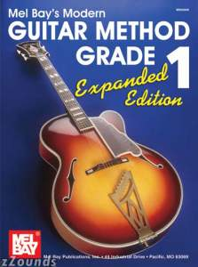 Mel Bay Modern Guitar Method Grade 1 Expanded Edition