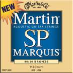 Martin SP Marquis 80/20 Bronze Acoustic Guitar Strings