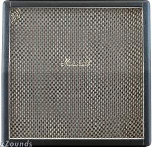 Marshall 1960AHW Handwired Angled Guitar Speaker Cabinet (120 Watts, 4x12 in.)