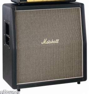 Marshall 2061CX Guitar Speaker Cabinet (60 Watts, 2x12 in.)