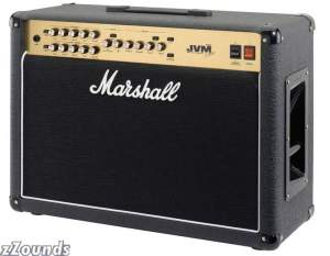 Marshall JVM205C Guitar Combo Amplifier (50 Watts, 2x12 in.)