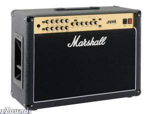 Marshall JVM210C 2-Channel Guitar Combo Amplifier (100 Watts, 2x12)