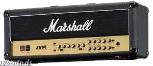 Marshall JVM210H 2-Channel Guitar Amplifier Head (100 Watts)