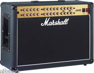 Marshall JVM410C Guitar Combo Amplifier (100 Watts, 2x12 in.)