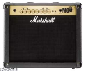 Marshall MG30FX Guitar Combo Amplifier (30 Watts, 1x10 in.)